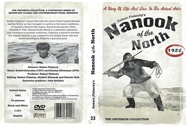 a documentary a paper on robert flahertys nanook of the north Topics: robert flaherty, antropologia, cinema, cultura, documentário, robert flaherty, documentary, culture, cinema, anthropology.