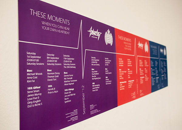 poster leaflet print University typographic Ministry of Sound Saturday Sessions Monroe Pop Art robotics 1900s Style movie poster Nervous System History map value