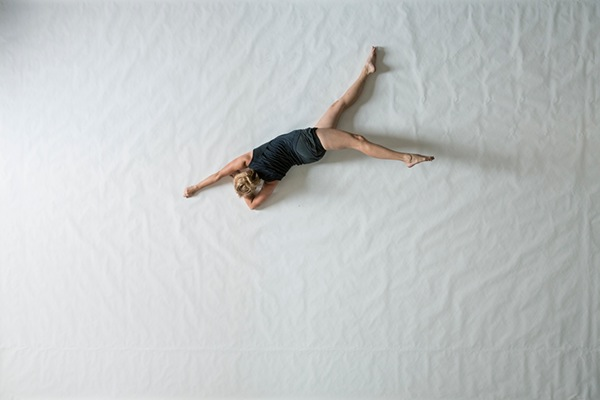 DANCE   Heather Hansen Butoh gutai action painting kinetic art