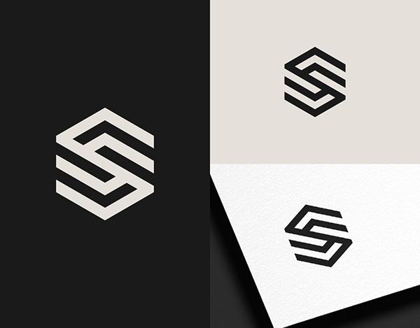 SS Monogram | Initial Logo