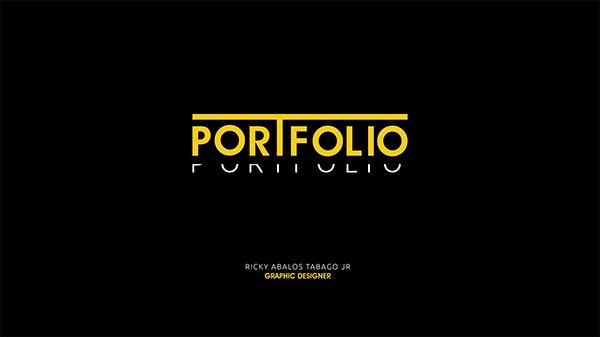 My Portfolio/CV