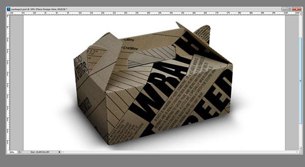 freebie  mockup mock-up package cartbord realistic 3D smartobject   box carton presentation psd