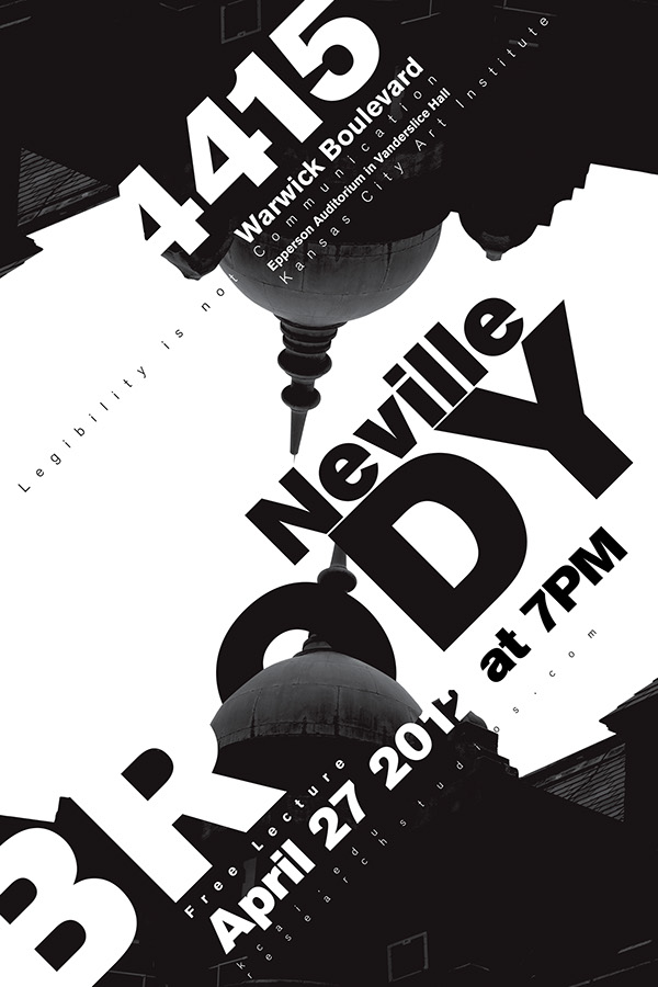 an introduction to the life of neville brody a british graphic designer and typographer Neville brody's is an english designer and typographer although he sticks to a subtle colour pallette when appropriate, a good portion of his work is full of colour, and he manages to toe the line.