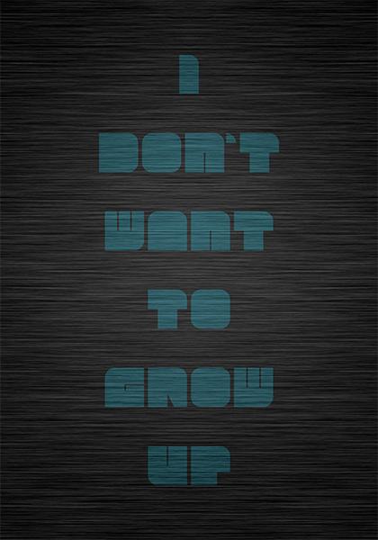 graphic art poster design lettering mattia mesaglio