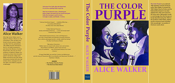 the personalities of celie in the color purple a novel by alice walker The color purple: an introduction to and summary of the novel the color purple by alice walker.
