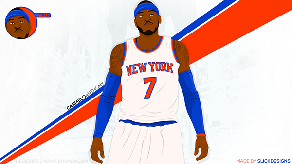 Cartoon NBA Players 2013-2014 On Behance