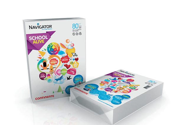 navigator paper Navigator paper was designed to suit the digital printing requirements, empowering your every output by using the best quality fiber, eucalyptus globulus , navigator guarantees optimum paper characteristics for digital printing.