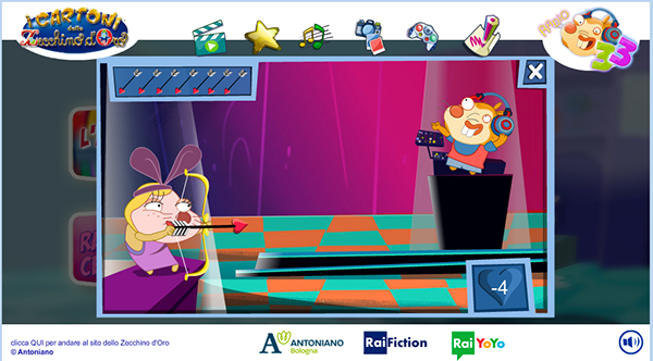 Website  flash  Flash Animation  2d interactive  Music  kids  songs  games