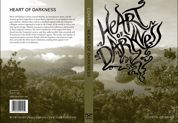 book report heart of darkness Comedian dave hill hasn't read joseph conrad's heart of darkness, but that doesn't stop him from giving an imaginative recap.