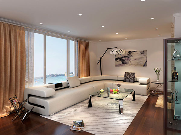 Bungalow home interior design by LIMITLESS