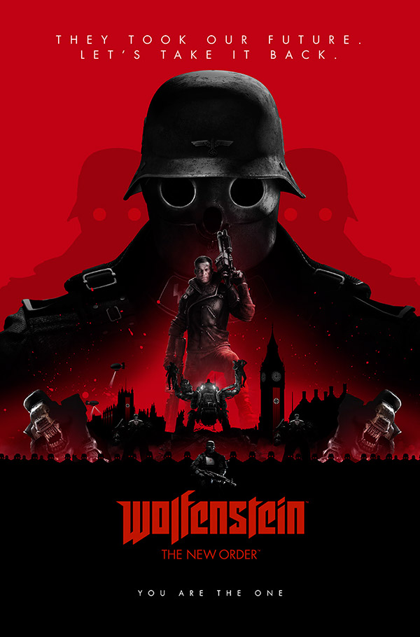 Wolfenstein - The New Order by Scott Woolston