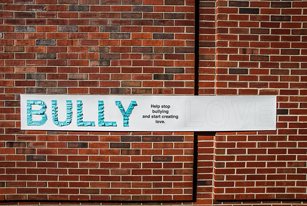 the issue of bullying in our society Take a stance on the issue of bullying using social  is cyberbullying a serious problem  cyberbullying has an effect on our society today because of the.
