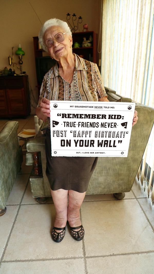 tips humor 2.0 advices grandmother