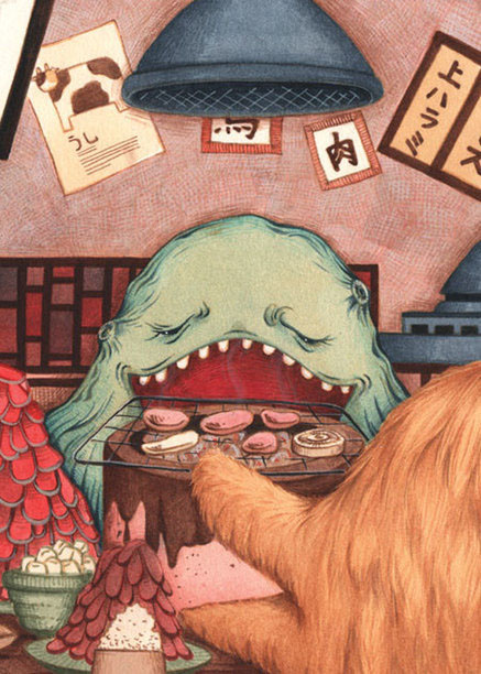 Exhibition  monsters cheri scholten very cheri