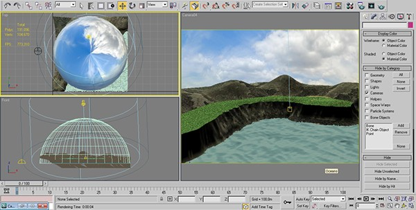 Artificial Terrain Tools & Software Packages