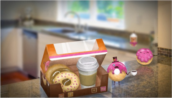 Dunkinu0026#39; Donuts Ad Campaign on Behance