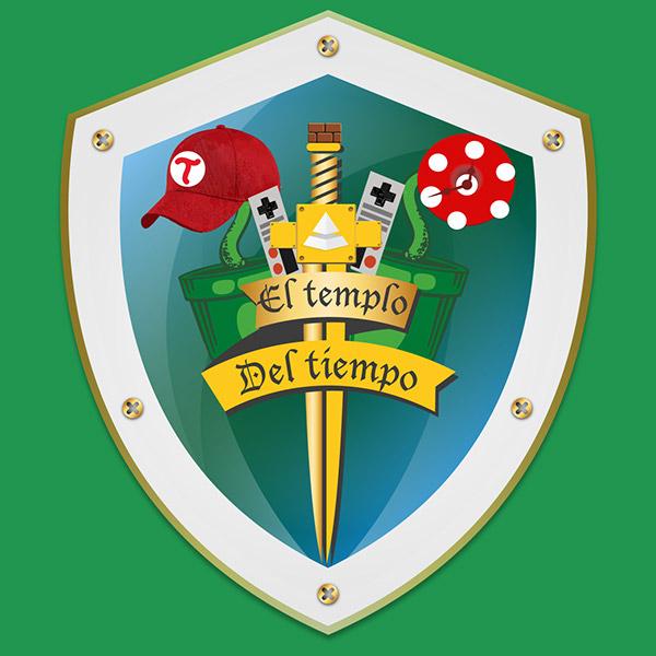 Logo El Templo Del Tiempo On Pantone Canvas Gallery