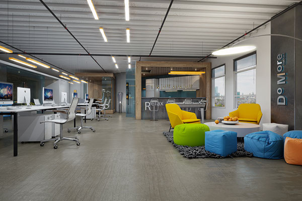 oppen office in las vegas on behance