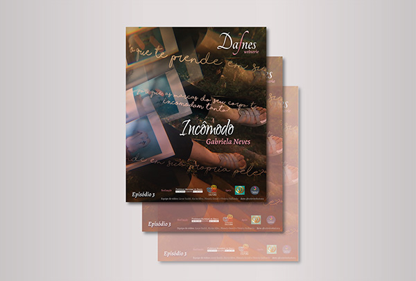 DAFNES webserie e documentário