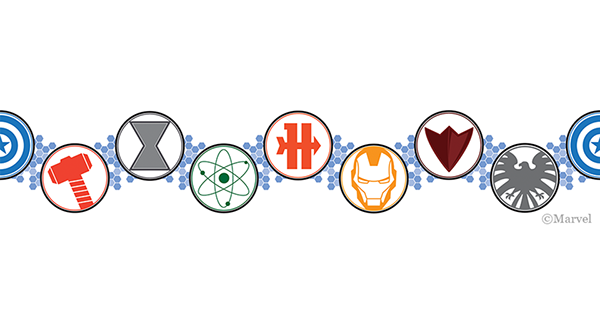 Marvel Character Design Behance : Marvel graphics internship work on behance