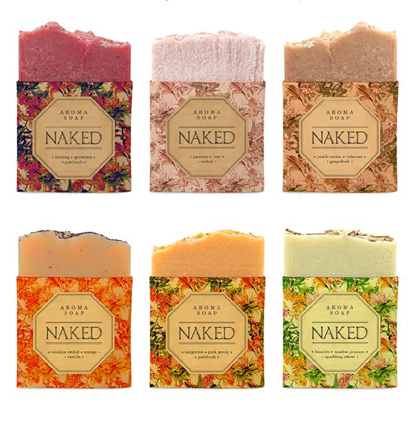 有獨特感的32張肥皂包裝欣賞