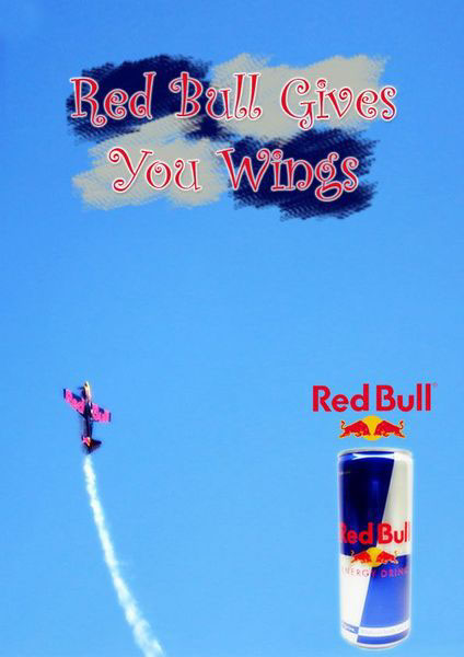 RED BULL - Ad Campaign on Behance