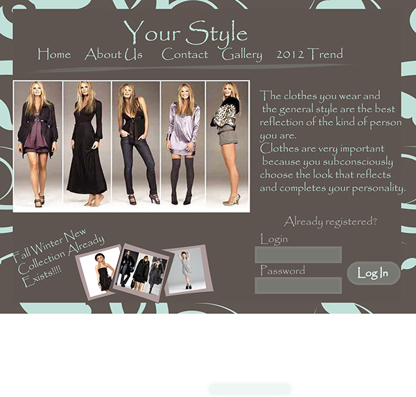 Clothing Design Websites Clothing Store