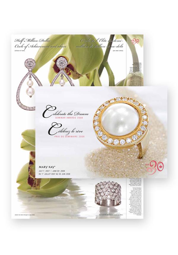 Jewelry Brochure On Behance
