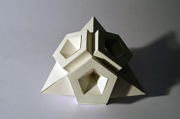 Abstract Geometric Forms On Risd Portfolios