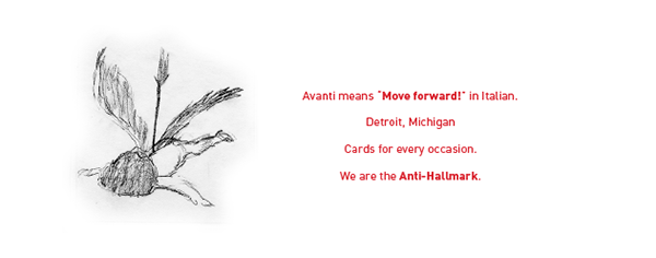 Avanti press greeting cards on behance avanti web banner 1 m4hsunfo