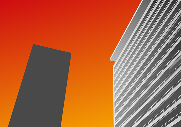 vector,vector illustrations,barcelona,buildings,Personal Work