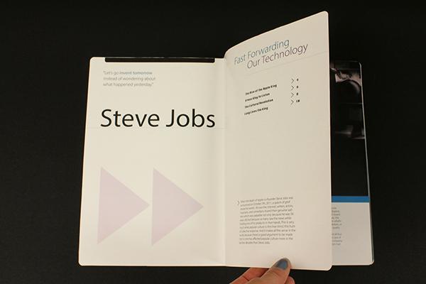 steve jobs biography project Steve jobs secret meeting to explore an  i guess those were fighting words and so jobs set up a secret project  and although the steve jobs biography.