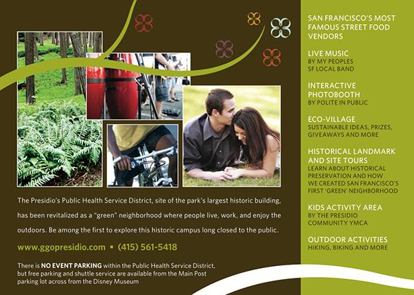 forest city presidio landmark green grand opening on behance