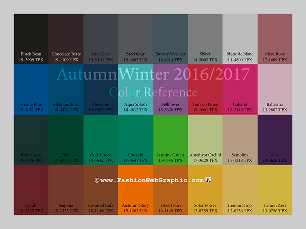 2016 Interior Design Forecast as well Womens Top Graphics Forecast F W 2017 18 additionally Hannity And Fox Forecast as well Fall 2017 Winter 2018 Fashion Trend further Spring Summer 2017 Print Pattern Trend Report. on color forecast 2017