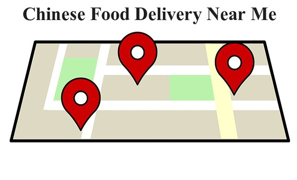 LOCATE CHINESE FOOD NEAR ME on Behance