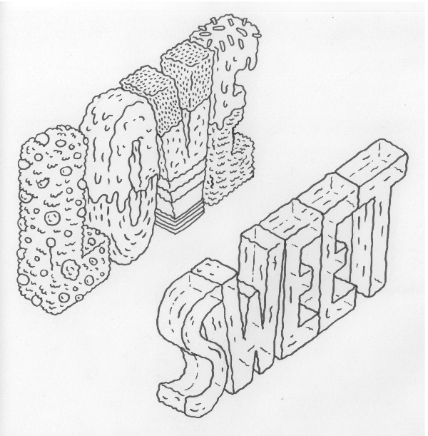 lettering art directiion gatotonto jorge tabanera ilustrador ilustracion spain españa
