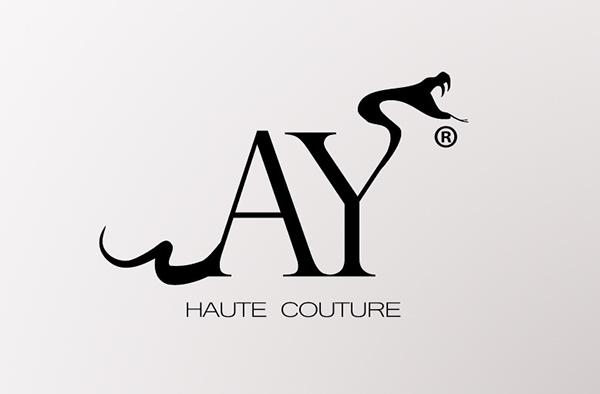 arina yusof haute couture logo on behance