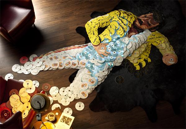piracy musica Piratería Micheal Jackson  freddie mercury  bob marley elvis presley Jimi Hendrix jim morrison James Brown typo Exhibition  first floor under