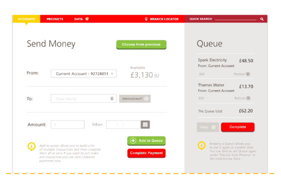 santander online banking - photo #19