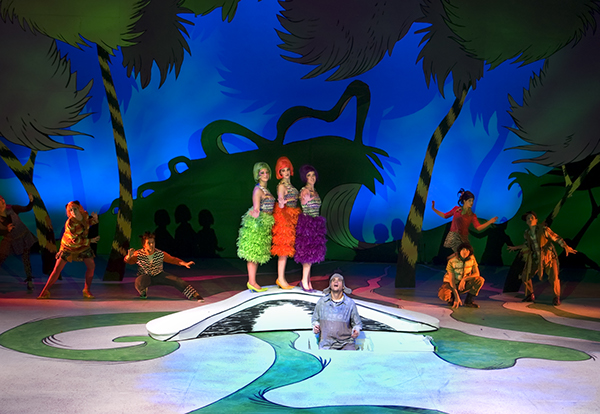 the lighting design in the musical show xanadu Stefano egleston and kamilah lay dance, sing and skate in iwu's production of the cult musical xanadu, opening tuesday in the jerome mirza theatre.