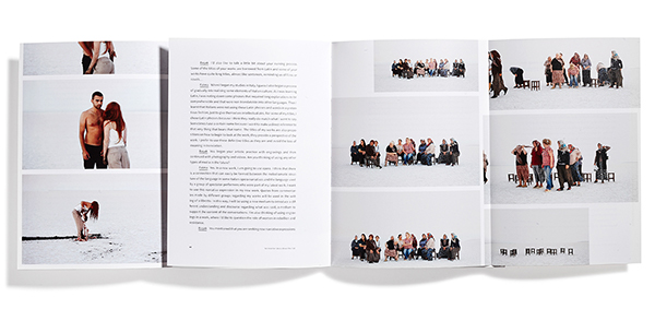 contemporary art monography catalog arter