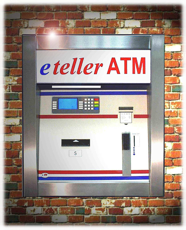 Atm Machine Design On Behance