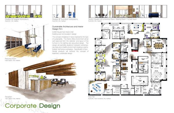 Print portfolio on behance for Interior design firms in hsr layout