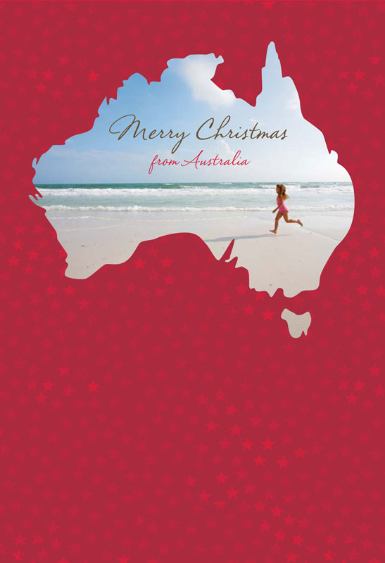 Seasons greetings from australia on behance seasons greetings from australia christmas card for hallmark m4hsunfo
