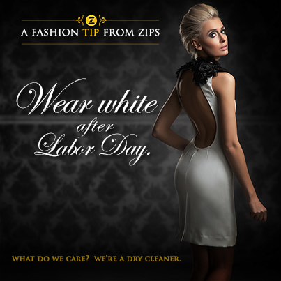 ZIPS Dry Cleaners - Facebook on Behance