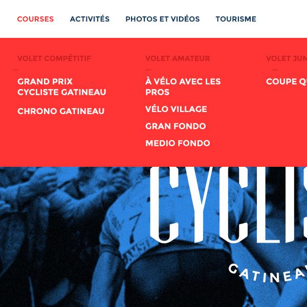 Bike Cycling Web design wordpress Bicycle sport Event