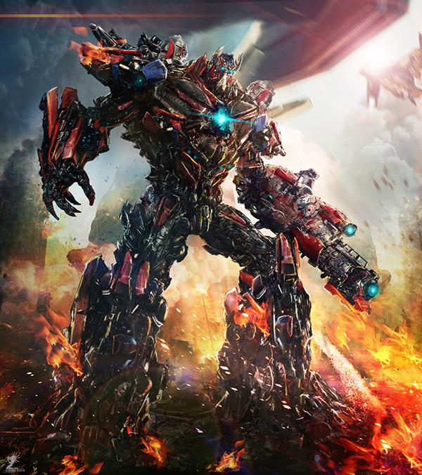 Optimus prime on behance - Optimus prime dessin ...