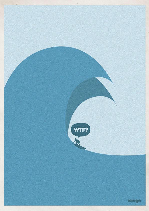 2D creativecompany design diseño graphicdesign ilustracion minga wtf wtf?