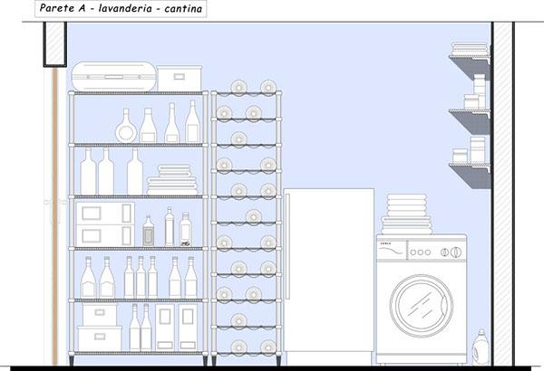 Organizzazione di ambienti accessori con ikea on behance - Bastone appendiabiti ikea ...