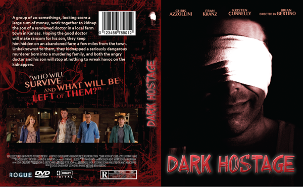 dvd case design on student show